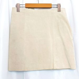 Yahoo American Jeans Leather Skirt Size 9